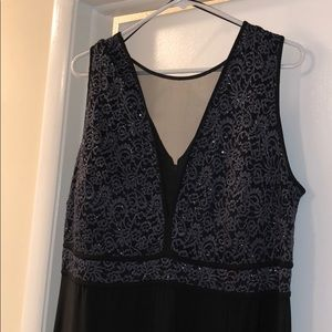 Beautiful Nightway Maxi Dress size 18W
